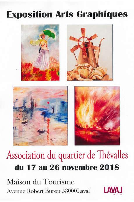 Exposition Arts Graphiques