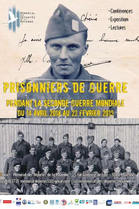 Exposition : Prisonniers de guerre