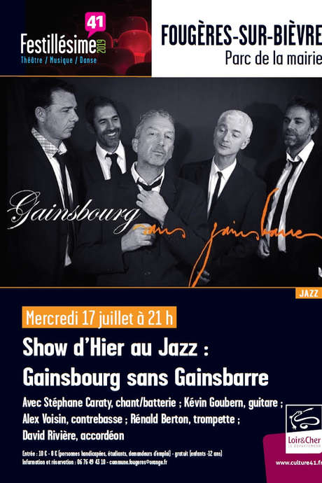Gainsbourg sans Gainsbarre