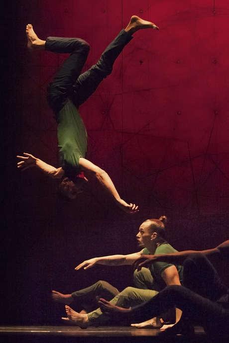 Danse : Vertikal
