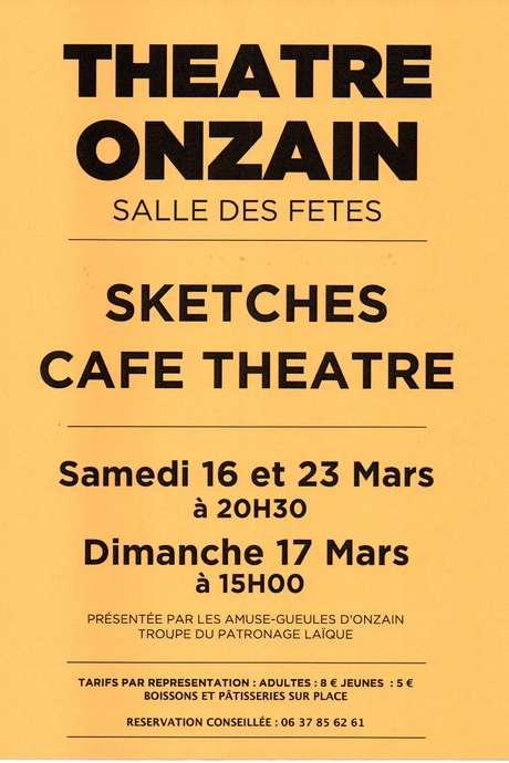 Sketches et Café Théâtre