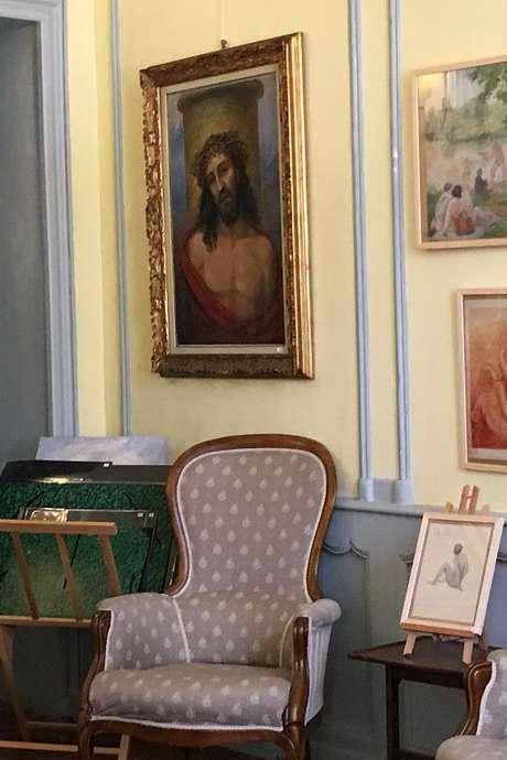 EXPOSITION ET VENTE DU FOND D'ATELIER HENRI LAFFITE