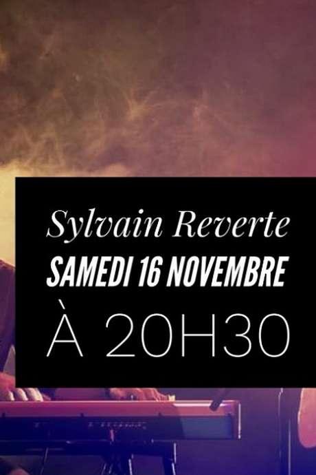 SYLVAIN REVERTE À L'ESPACE TOUS EN SCÈNE