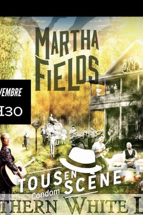 MARTHA FIELDS GALLOWAY À L'ESPACE TOUS EN SCÈNE
