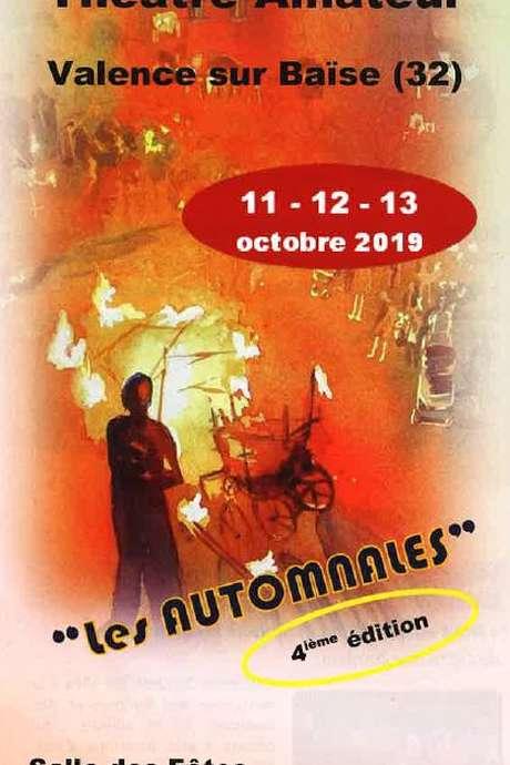 LES AUTOMNALES FESTIVAL DE THÉÂTRE AMATEUR