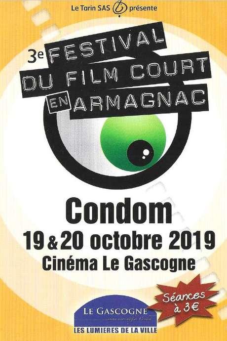 FESTIVAL DU FILM COURT EN ARMAGNAC AVEC LE CINÉMA LE GASCOGNE
