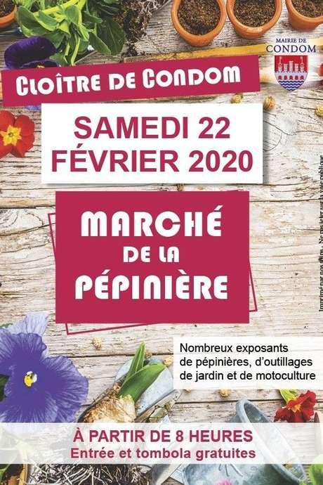 MARCHÉ DE LA PÉPINIÈRE