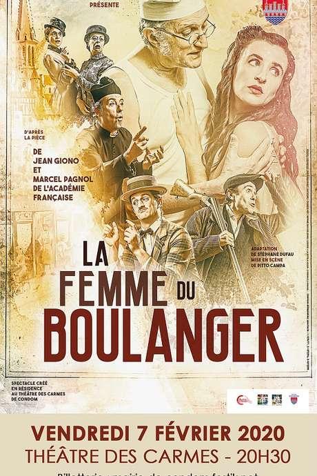 LA FEMME DU BOULANGER - 30 ANS DE LA BOÎTE À JOUER