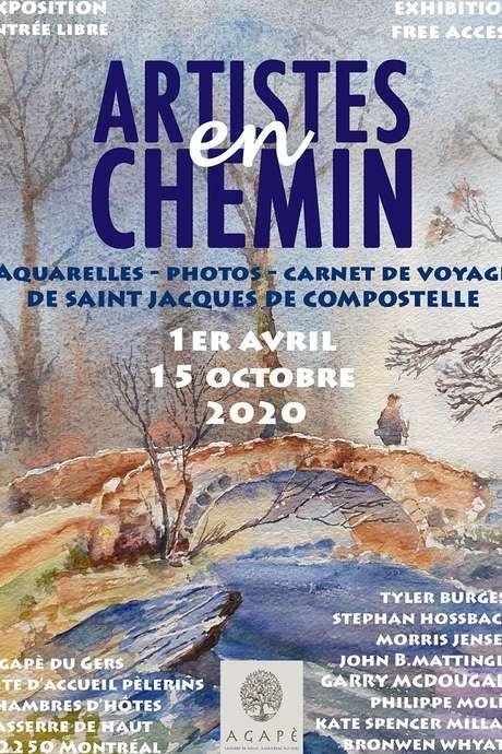 ARTISTES EN CHEMINS
