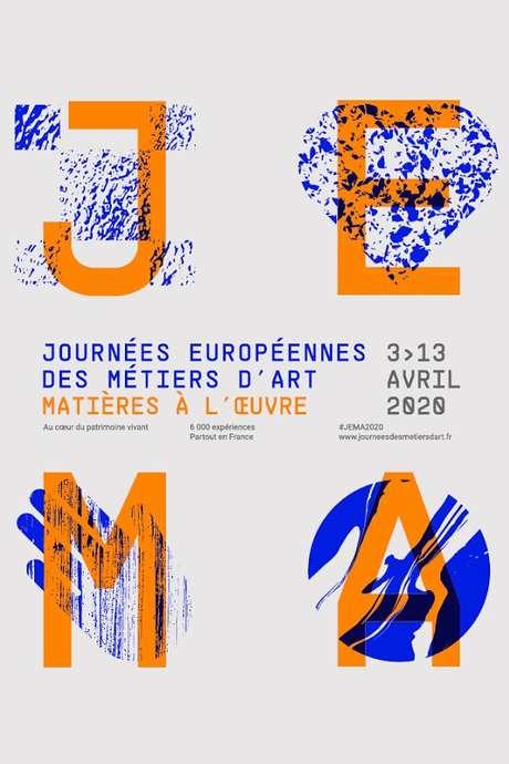 ANNULATION : JOURNÉES EUROPÉENNES DES METIERS D'ART A LA FABRIQUE A SOUVENIRS