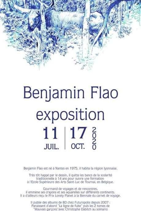 EXPOSITION :  BENJAMIN FLAO