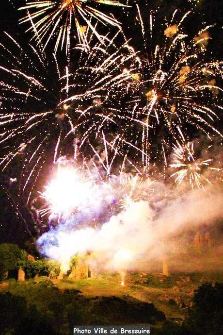 Fête nationale du 14 juillet à Bressuire - ANNULEE