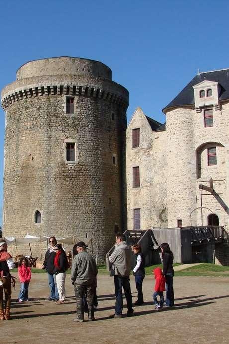Journées du Patrimoine - Château de Saint-Mesmin