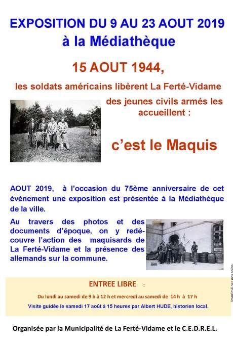 Exposition - 15 août 1944