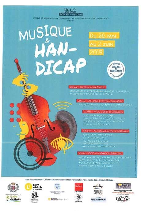 Musique et Handicap Quintette de cuivre ABC D'AIR