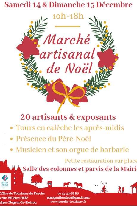 Marché de Noël, artisanat et produits locaux