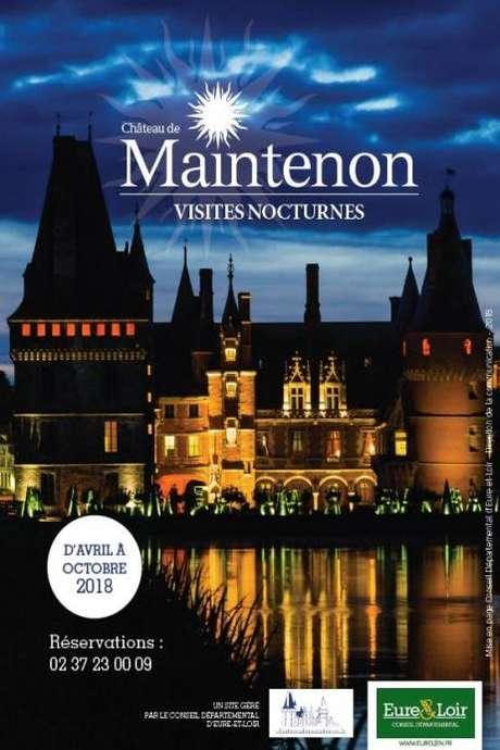 Nocturnes au château de Maintenon