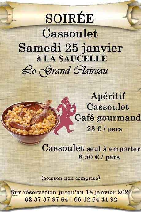 Soirée Cassoulet