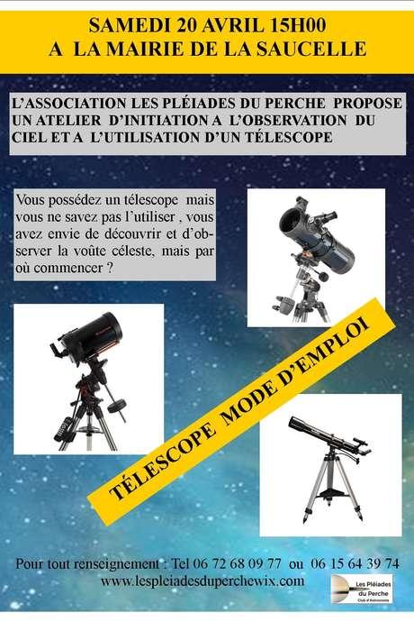 Téléscope mode d'emploi ANNULATION