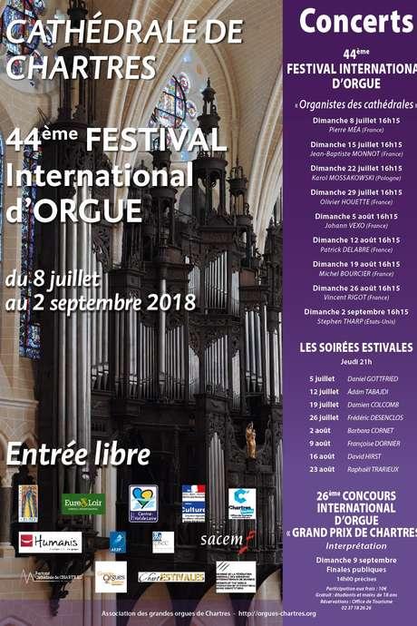 44ème Festival International d'Orgue