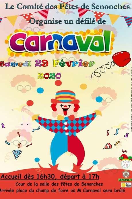 Défilé de Carnaval de Senonches