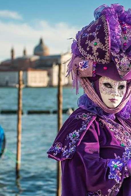 Conférence sur le carnaval de Venise