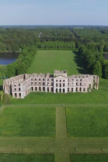 Visite du Parc et Châteaux de La Ferté-Vidame les mercredis de l'été