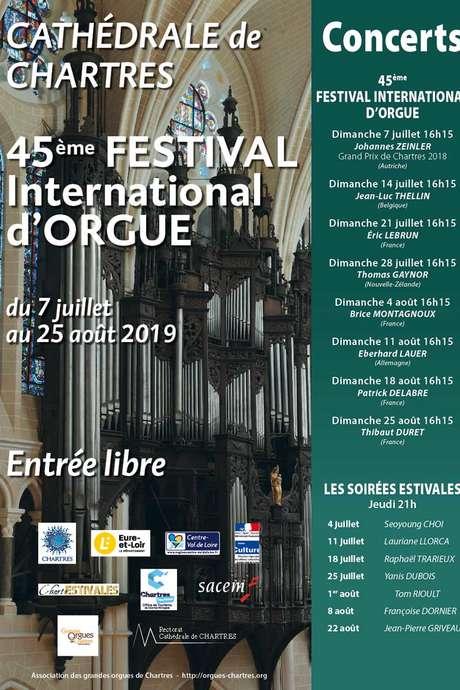 45ème Festival International d'Orgue