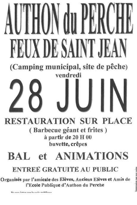 Feux de Saint-Jean