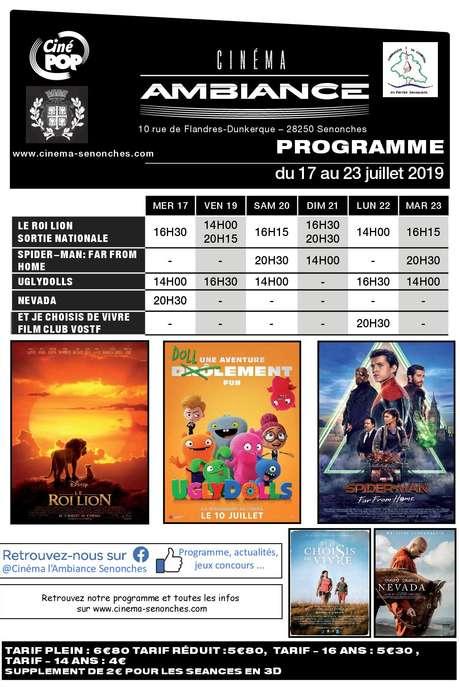 Programme cinéma