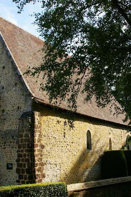 Journée du Patrimoine - Visites commentées de La Chapelle Saint-Pierre de Réveillon.