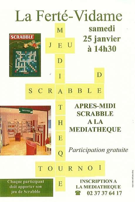 Après-Midi Scrabble