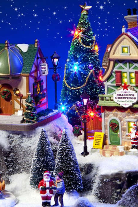 Marché de Noël et téléthon