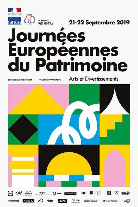 JOURNÉES EUROPÉENNES DU PATRIMOINE - Chapelle Sainte-Apolline du Château de La Renardière