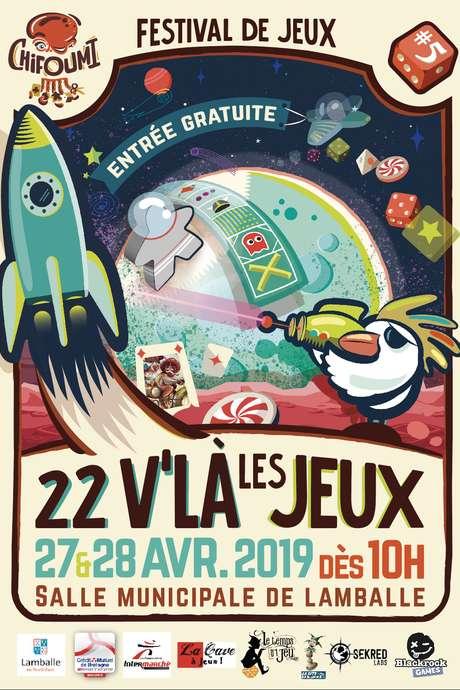 Festival 22 V'là les jeux