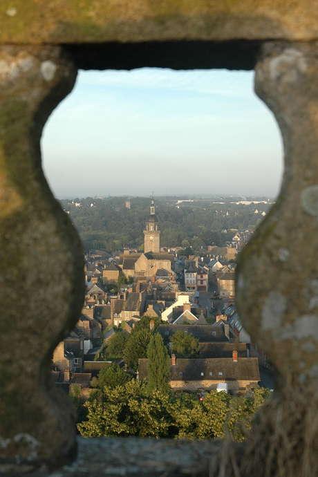 Visite guidée Lamballe au fil des siècles