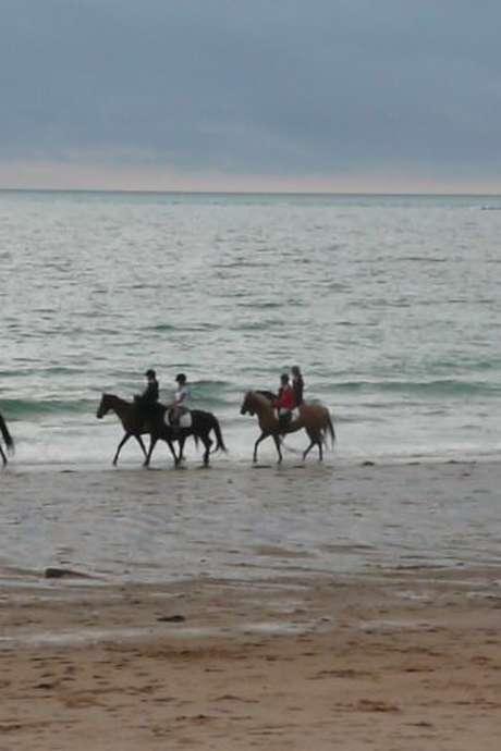 À cheval entre les deux Caps