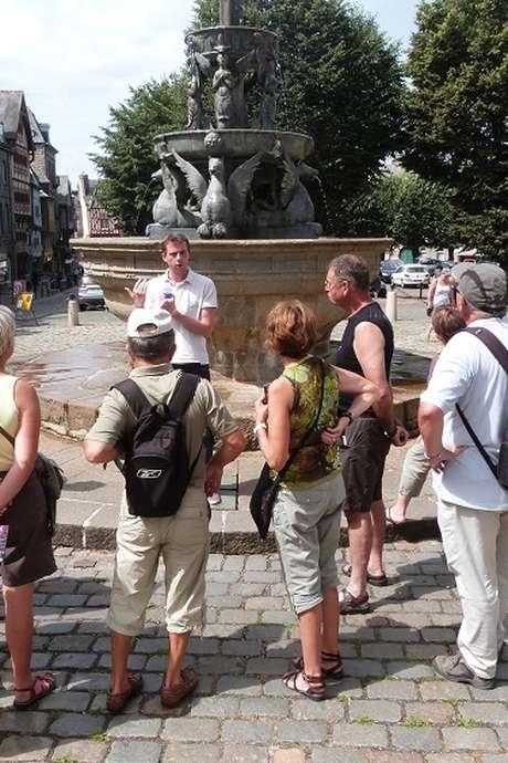 Visite guidée au coeur de Guingamp, ville historique