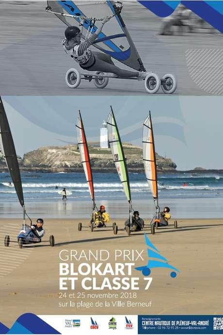 Nautisme : Championnat de France de Char à voile