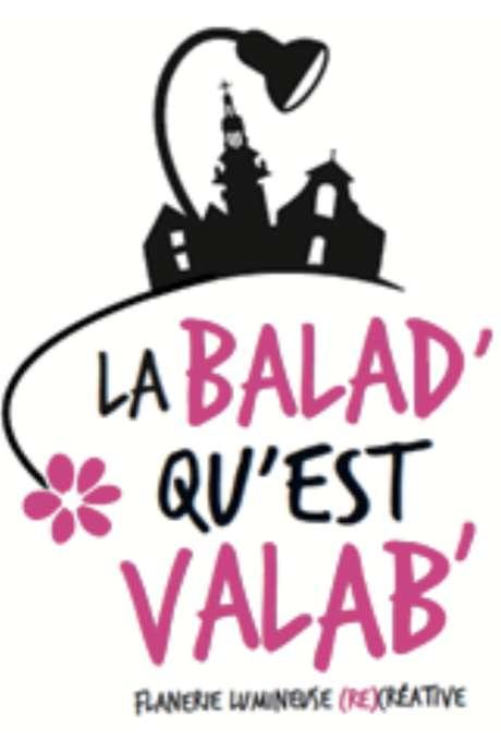 La Balad' qu'est Valab' – Flanerie lumineuse à Moncontour