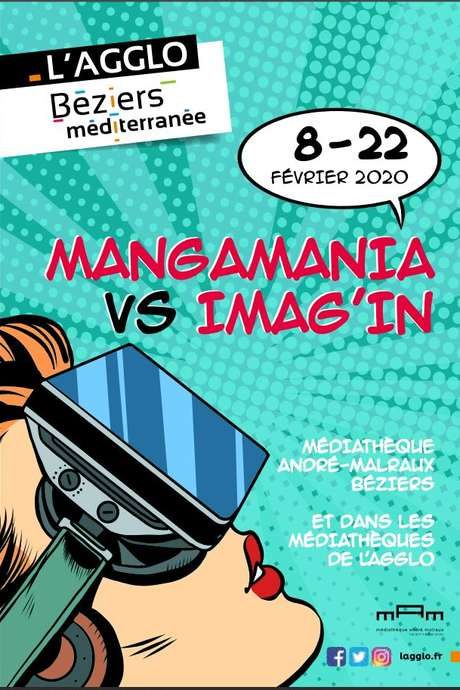 "FESTIVAL MANGAMANIA VS IMAG'IN : ""JEUKIF"""