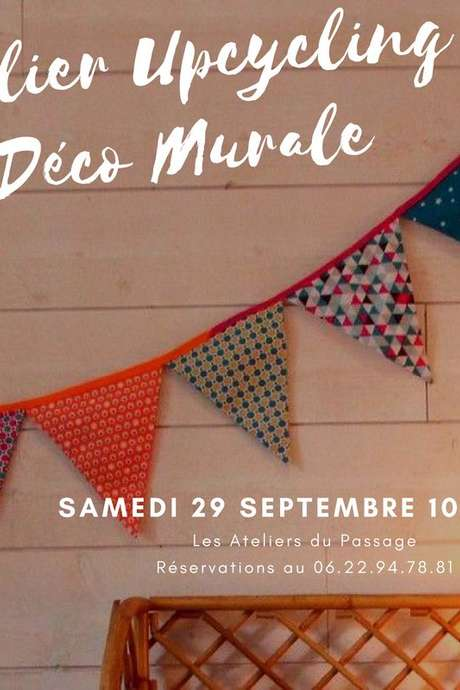 ATELIER UPCYCLING (SACS)