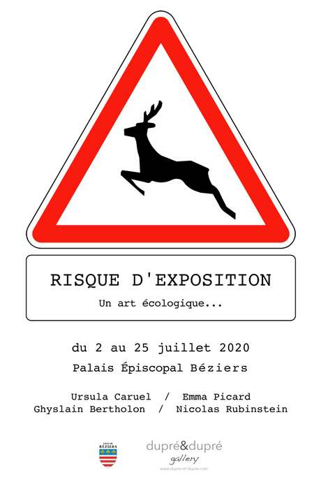 RISQUE D'EXPOSITION...UN ART ECOLOGIQUE - PALAIS EPISCOPAL