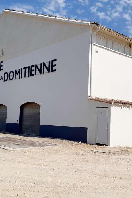 VISITE COMMENTEE AU DOMAINE DE LA DOMITIENNE