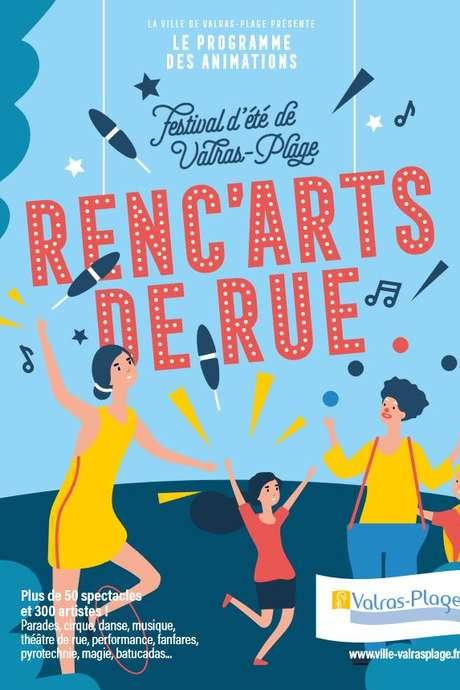 RENC'ARTS DE RUE : «BATUCA SAMBA»