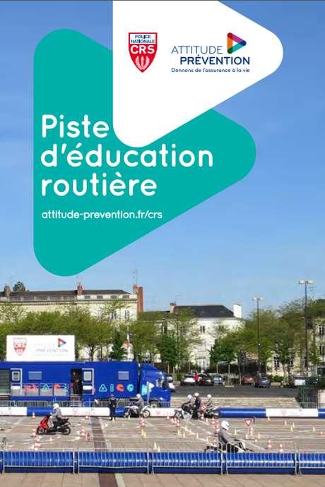PISTE D'EDUCATION ET DE PRÉVENTION ROUTIÈRE