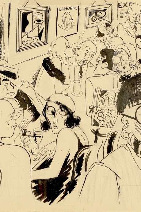 LES VISAGES DE JEAN MOULIN : EPISODE 2 - L'ARTISTE ET LE COLLECTIONNEUR