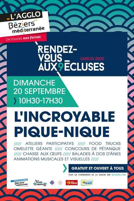 L'INCROYABLE PIQUE-NIQUE !
