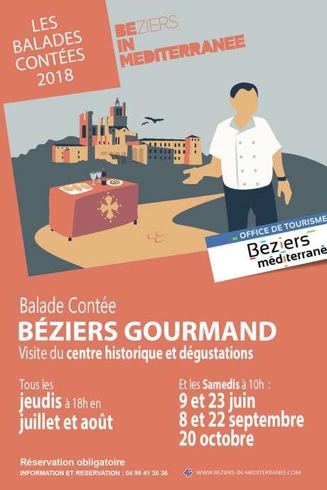 BÉZIERS GOURMAND