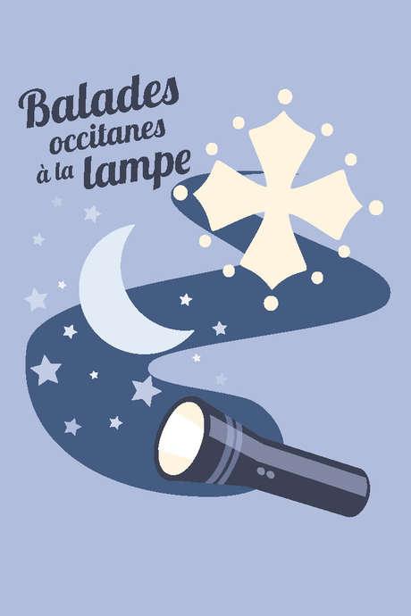 BALADE OCCITANE À LA LAMPE À SÉRIGNAN